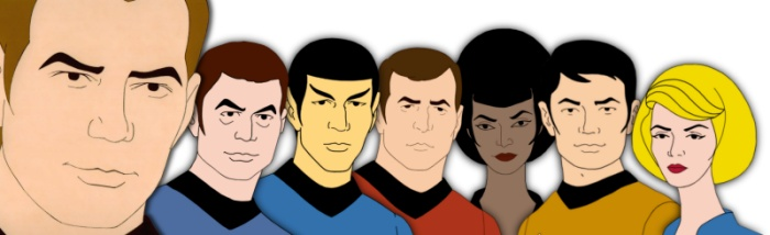 What is the difference between the different star trek series.