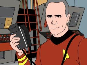 Doug Drexler Star Trek The Animated Series